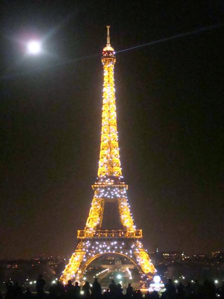 Parigi – La Tour Eiffel