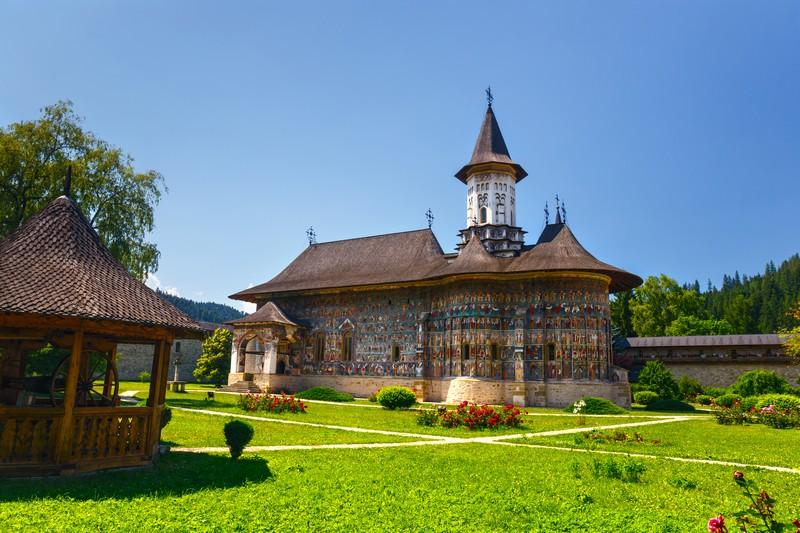 Bucovina – Monastero Sucevita