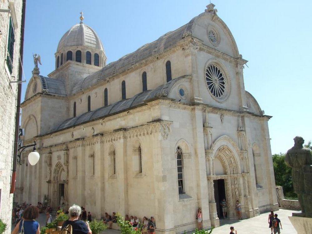 SEBENICO la cattedrale di S.Giacomo