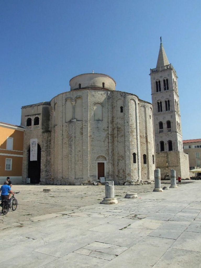 Zara, Chiesa di S.Donato e Campanile della Cattedrale