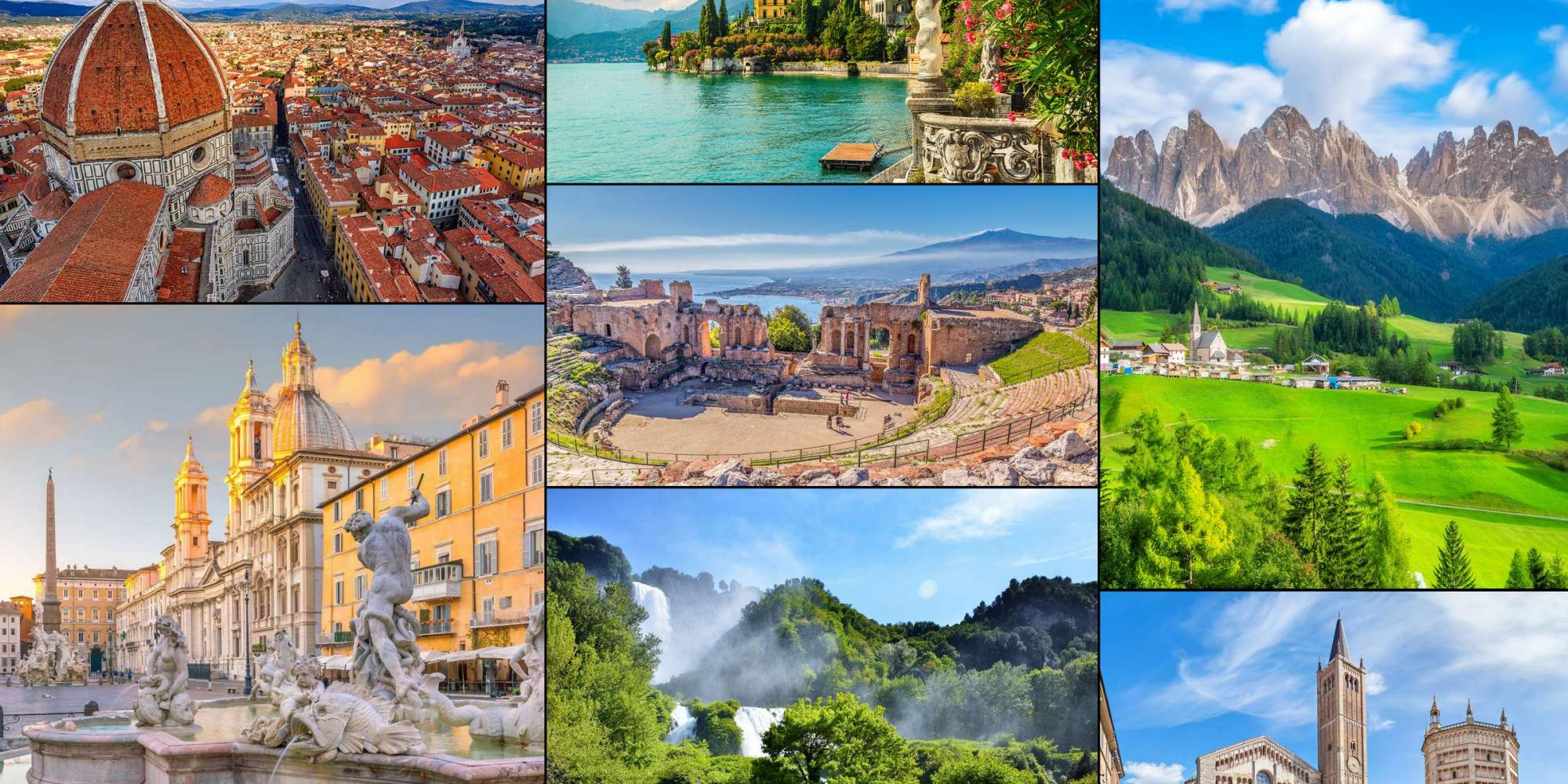 Italia - Belpaese