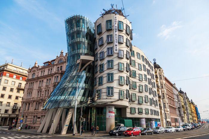 Casa danzante di Praga