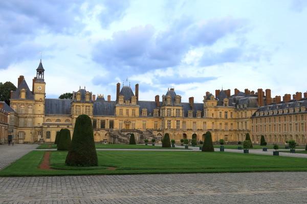 Castello di Fontainebleau