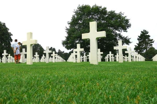 cimitero monumentale americano