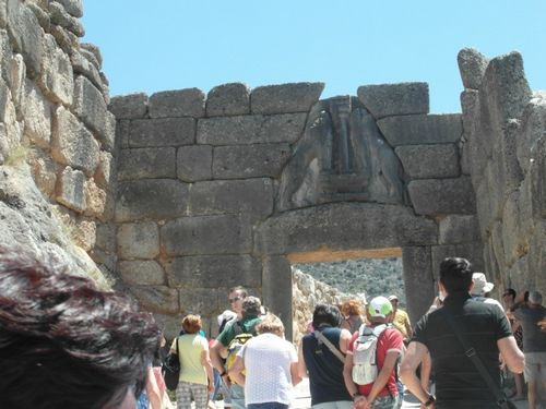 Micene – La Porta dei Leoni