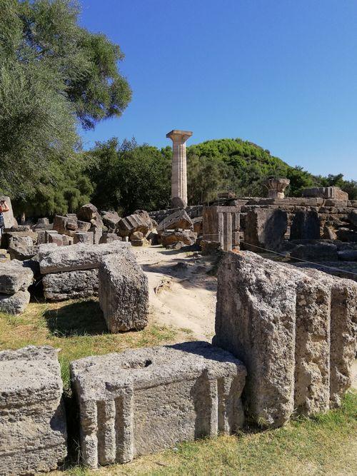 Olimpia – Tempio di Zeus