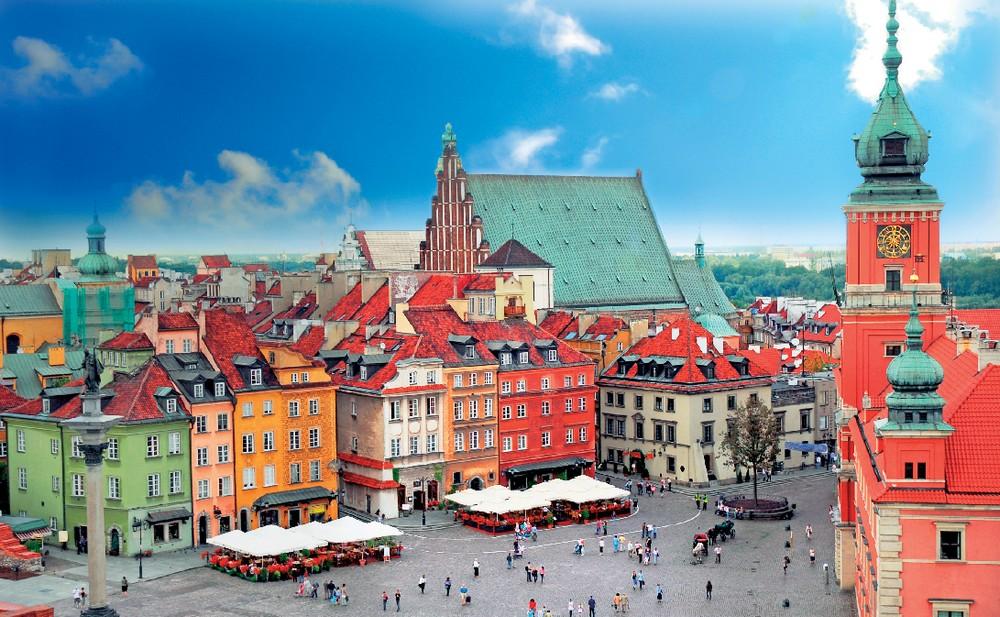 Varsavia: Città Vecchia