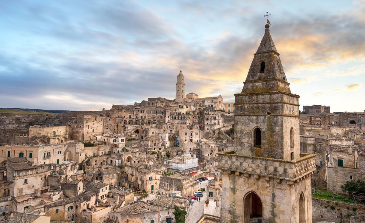 Gran Tour della Puglia e Matera