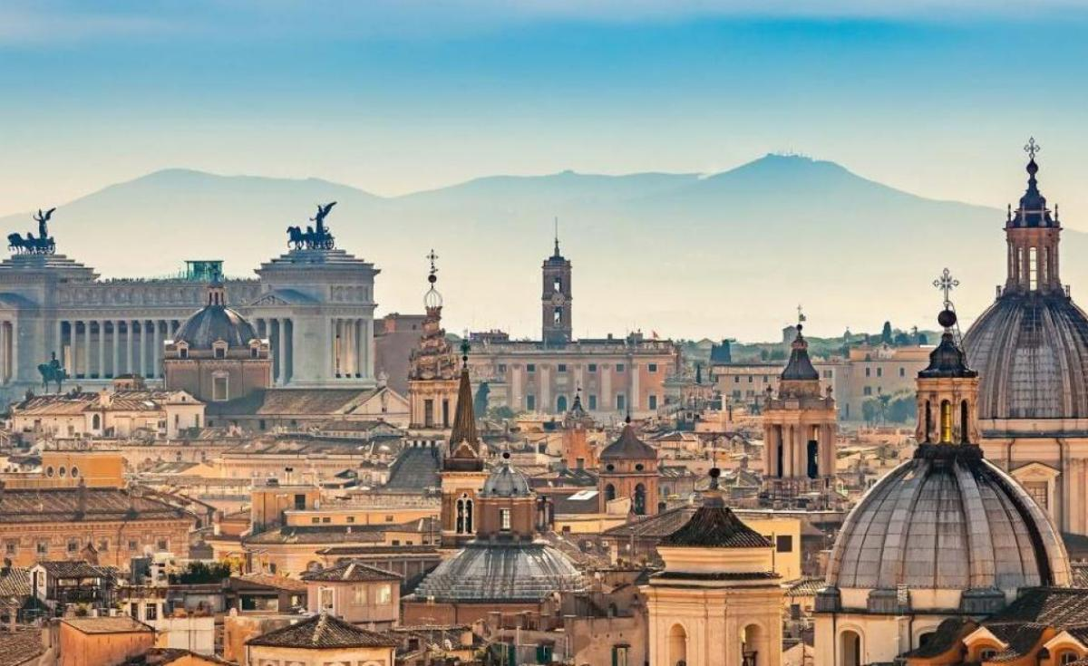Tour Roma, Città Eterna