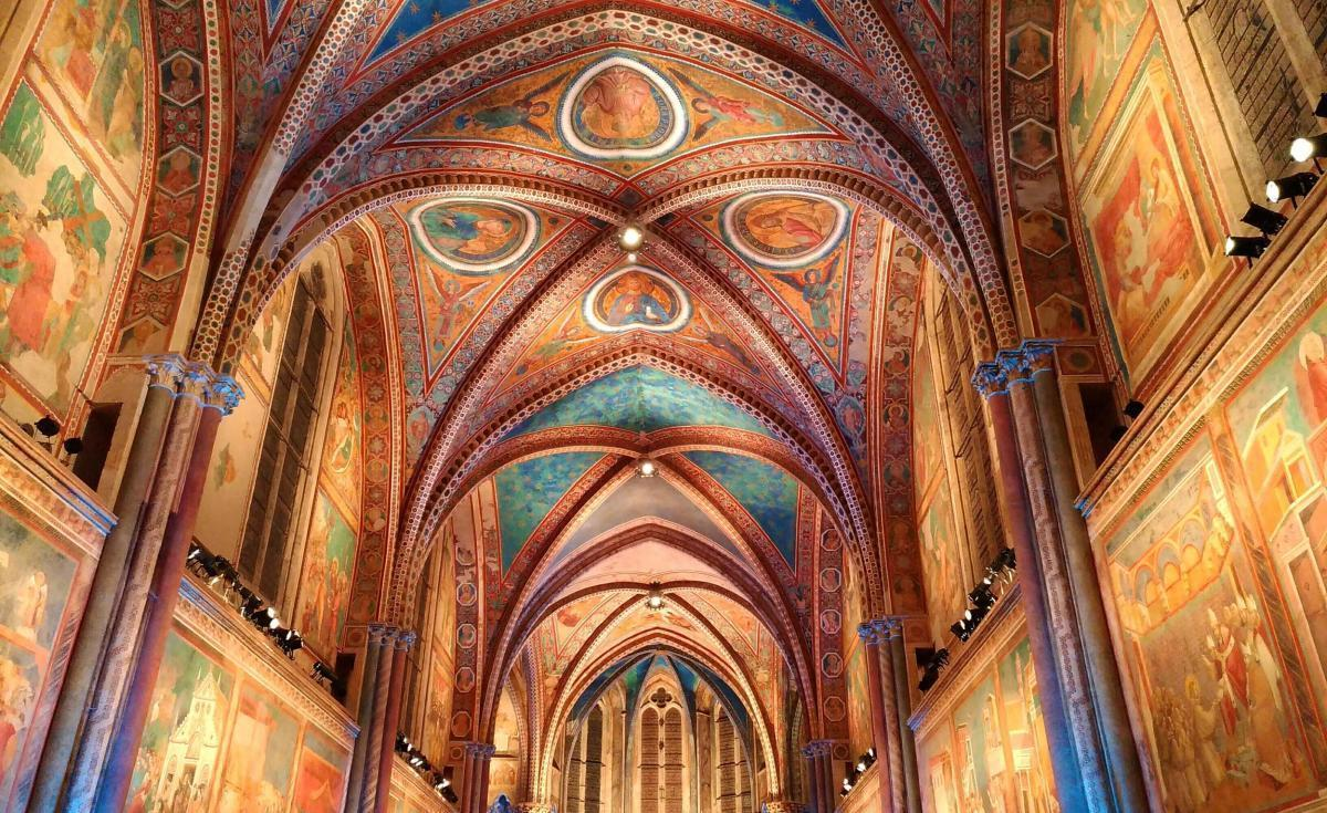 Umbria Medievale: Perugia, Assisi, Spoleto, Cascata delle Marmore, Gubbio