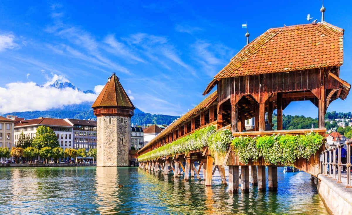 Tour della Foresta Nera, Alsazia e Svizzera