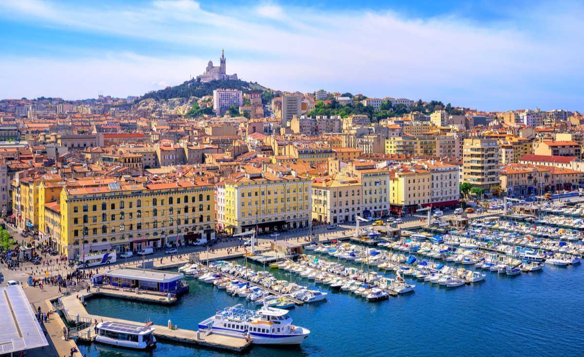 Tour Marsiglia e Terre di Provenza